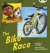 Jay and Sniffer: The Bike Race (Blue A) - Liz Miles