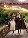 Sanctuary for a Lady (Love Inspired Historical) - Naomi Rawlings