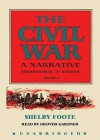 The Civil War: A Narrative, Fredericksburg to Meridian, Library Edition - Shelby Foote, Grover Gardner