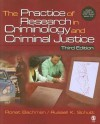 The Practice of Research in Criminology and Criminal Justice [With CDROM] - Ronet D. Bachman, Russell K. Schutt