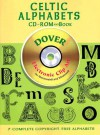 Celtic Alphabets CD-ROM and Book - Dover Publications Inc.