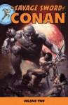 The Savage Sword of Conan, Volume 2 - Roy Thomas, Various