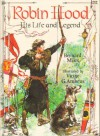 Robin Hood: His Life and Legend - Bernard Miles, Victor G. Ambrus