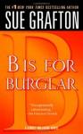 B is for Burglar - Sue Grafton
