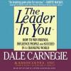 The Leader in You (Audio) - Dale Carnegie, Stuart Levine, Ross Klavan
