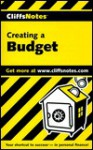 Creating a Budget - CliffsNotes