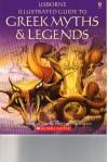 Greek Myths and Legends - Cheryl Evans, Anne Millard