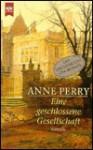 Eine geschlossene Gesellschaft (Taschenbuch) - Anne Perry