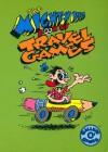 The Mighty Big Book of Travel Games - Dina Anastasio, Craig Yoe