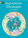 Japanese Designs Coloring Book - Y.S. Green