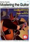 Mel Bay Mastering The Guitar Class Method Level 1 Theory Workbook - Robert Phelps