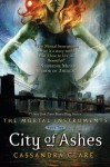 City of Ashes - Cliff Nielsen, Cassandra Clare