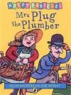 Mrs Plug The Plumber - Allan Ahlberg, Joe Wright