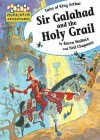 Sir Galahad and the Holy Grail. by Karen Wallace and Neil Chapman - Karen Wallace