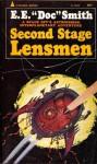 """Second Stage Lensmen (Lensman Series, #5) - E.E. """"Doc"""" Smith"""