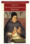 Selected Philosophical Writings - Thomas Aquinas, Timothy McDermott