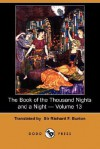 The Book of the Thousand Nights and a Night - Volume 13 - Anonymous, Richard Francis Burton