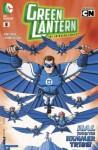 Green Lantern: The Animated Series #8 - Ivan Cohen, Luciano Vecchio