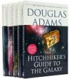 The Hitchhiker's Guide to the Galaxy Collection (Hitchhiker's Guide, #1-5) - Douglas Adams