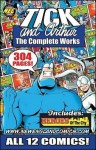 The TICK and ARTHUR The Complete Works (The TICK and ARTHUR The Complete Works, Vol. 1) - Sean Wang, Ben Edlund, & MORE!, Mike Avon Oeming, Marc Silvia, George Suarez
