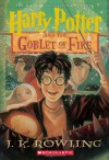 Harry Potter and the Goblet of Fire - Jim Dale, J.K. Rowling
