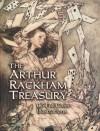 The Arthur Rackham Treasury: 86 Full-Color Illustrations - Arthur Rackham, Jeff A. Menges