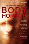 The Mammoth Book of Body Horror - Paul Kane