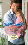 His Baby Surprise (Harlequin American Romance, #1301) - Lisa Childs
