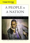 Cengage Advantage Books: A People and a Nation: A History of the United States, Volume II: 2 - Mary Beth Norton, Carol Sheriff, David W. Blight, Howard Chudacoff