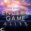 Ender's Game Alive: The Full Cast Audioplay - Scott Brick, Orson Scott Card, Stefan Rudnicki, Kirby Heyborne