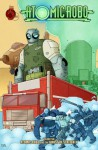 Atomic Robo Volume 6: The Ghost of Station X - Brian Clevinger, Scott Wegener