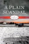 A Plain Scandal: An Appleseed Creek Mystery - Amanda Flower