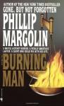 The Burning Man - Phillip Margolin