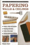 Do-It-Yourself Papering Walls & Ceilings: A Practical Guide to All You Need to Know about Papering Techniques Throughout the Home - Diane Carr
