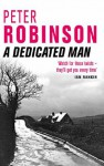 A Dedicated Man (Insepctor Banks, #2) - Peter Robinson