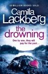 The Drowning (Patrik Hedström #6) - Camilla Läckberg, Tiina Nunnally