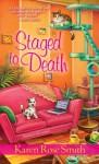 Staged to Death - Karen Rose Smith
