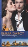 The Costarella Conquest. Emma Darcy - Emma Darcy