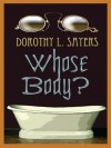 Whose Body? (Peter Wimsey) - Dorothy L. Sayers