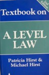 Textbook on A-Level Law - Patricia Hirst, Michael Hirst