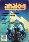 Analog Science Fiction/Science Fact June, 1984 - Stanley Schmidt