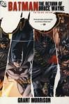 Batman: The Return of Bruce Wayne - Grant Morrison, Chris Sprouse, Frazer Irving, Ryan Sook