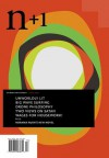 n+1 issue 17: The Evil Issue - n+1
