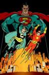 Superman: The Adventures of Nightwing and Flamebird - Paul Kupperberg, Cary Bates, Ken Landgraf, Kurt Schaffenberger, Marshall Rogers
