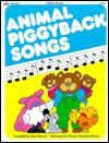 Animal Piggyback Songs - Jean Warren, Gayle Bittinger
