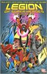 Legion of Super-Heroes, Vol. 1: An Eye for an Eye - Paul Levitz, Keith Giffen, Steve Lightle, Joe Orlando, Larry Mahlstedt