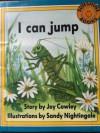 I Can Jump - Joy Cowley, Sandy Nightingale
