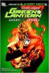 Green Lantern, Vol. 8: Agent Orange - Geoff Johns, Philip Tan, Jonathan Glapion