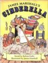 James Marshall's Cinderella - James Marshall, James Marshall
