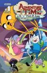 Adventure Time with Finn & Jake - Ryan North, Shelli Paroline, Braden Lamb